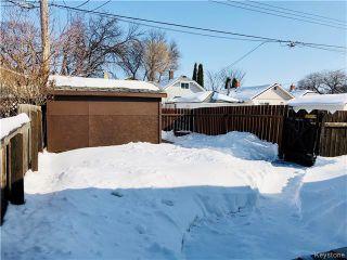 Photo 17: 263 Belmont Avenue in Winnipeg: West Kildonan Residential for sale (4D)  : MLS®# 1804979