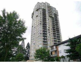 "Photo 1: 1003 6540 BURLINGTON AV in Burnaby: Metrotown Condo for sale in ""BURLINGTON SQUARE"" (Burnaby South)  : MLS®# V552251"
