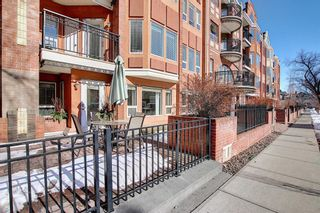 Photo 42: 110 838 19 Avenue SW in Calgary: Lower Mount Royal Apartment for sale : MLS®# A1073517
