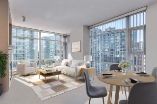 "Photo 2: 801 198 AQUARIUS Mews in Vancouver: Yaletown Condo for sale in ""Aquarius II."" (Vancouver West)  : MLS®# R2575531"