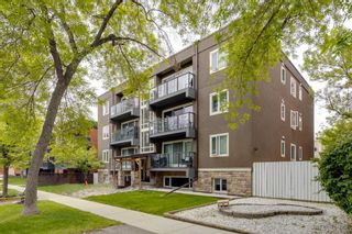 Photo 1: 202 343 4 Avenue NE in Calgary: Crescent Heights Apartment for sale : MLS®# A1118718