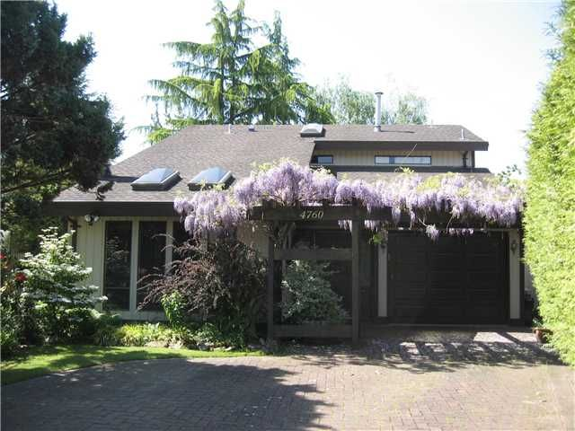 Main Photo: 4760 CAMLANN Court in Richmond: Boyd Park House for sale : MLS®# V993821
