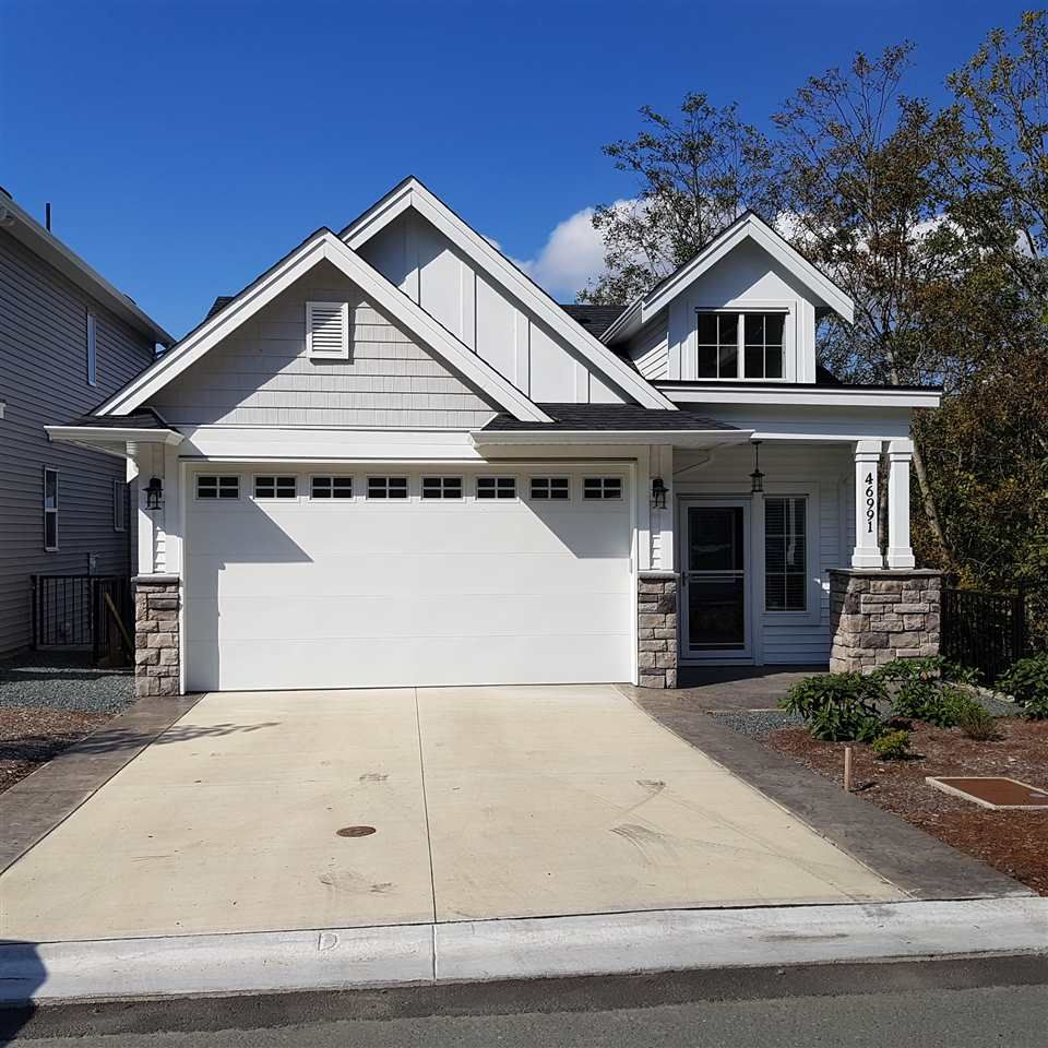 Main Photo: 46991 SYLVAN Drive in Sardis: Promontory House for sale : MLS®# R2308908