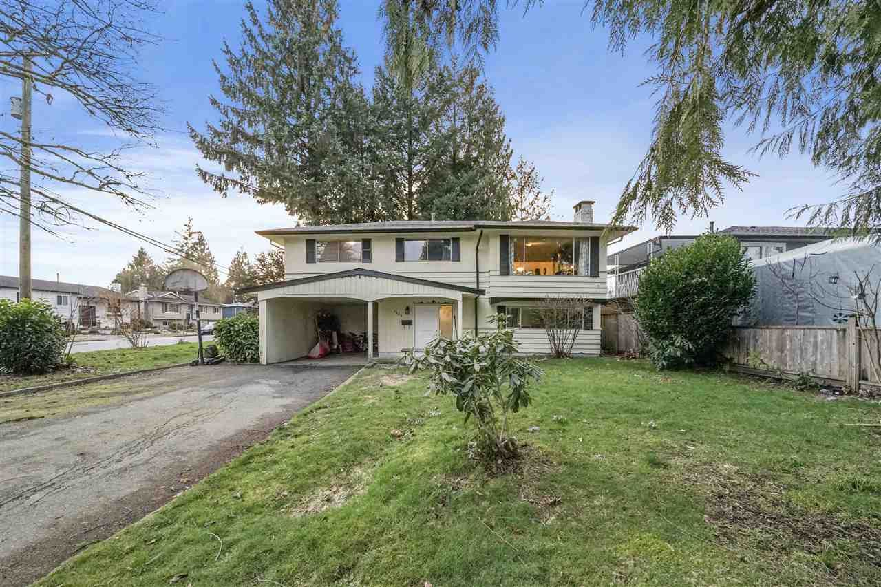 Main Photo: 3709 CEDAR Drive in Port Coquitlam: Lincoln Park PQ House for sale : MLS®# R2545842