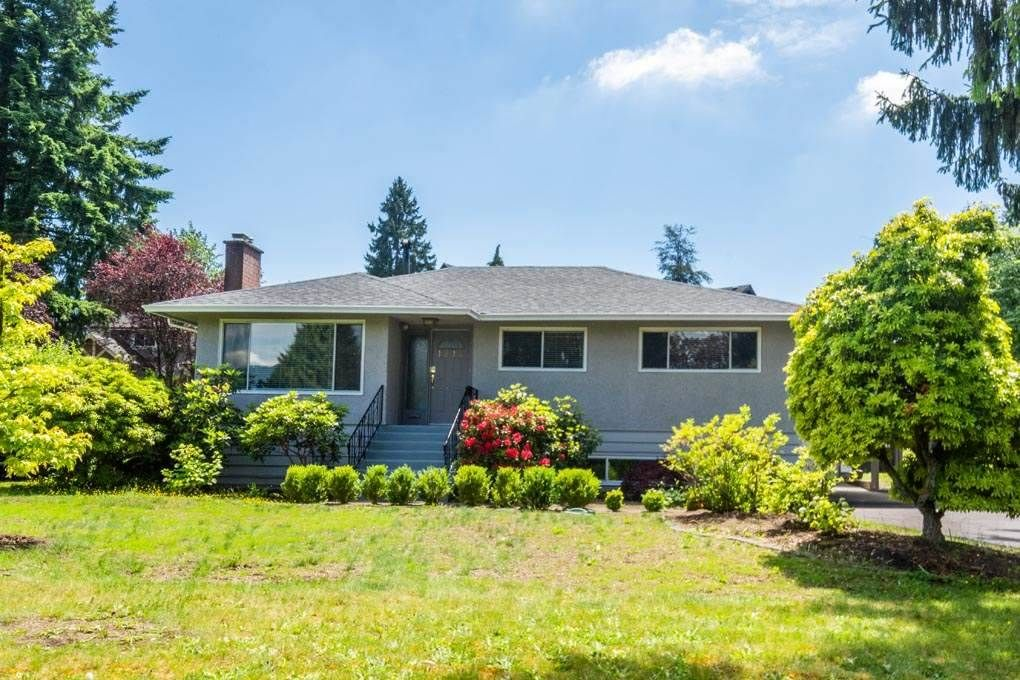 """Main Photo: 1214 RIDGE Court in Coquitlam: Harbour Chines House for sale in """"Harbour Chines"""" : MLS®# R2417977"""