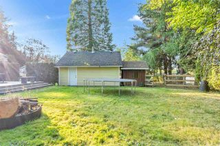 Photo 28: 23767 OLD YALE Road in Langley: Campbell Valley House for sale : MLS®# R2504554