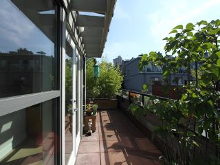 """Photo 21: 854 W 6TH Avenue in Vancouver: Fairview VW Townhouse for sale in """"BOXWOOD GREEN"""" (Vancouver West)  : MLS®# V904480"""