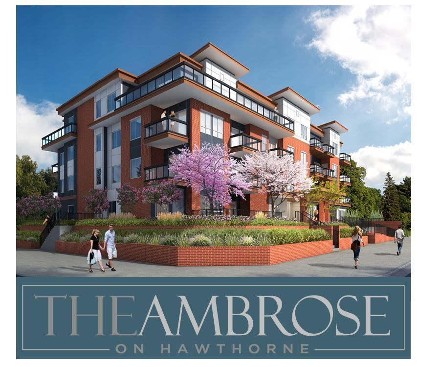 """Main Photo: 308 2389 HAWTHORNE Avenue in Port Coquitlam: Central Pt Coquitlam Condo for sale in """"The Ambrose"""" : MLS®# R2530447"""