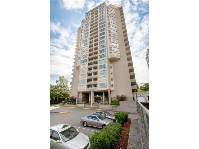 Main Photo: 1502 6055 NELSON Avenue in Burnaby: Forest Glen BS Condo for sale (Burnaby South)  : MLS®# V1080809