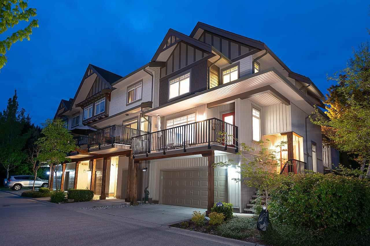 """Main Photo: 91 55 HAWTHORN Drive in Port Moody: Heritage Woods PM Townhouse for sale in """"COBALT SKY"""" : MLS®# R2590568"""