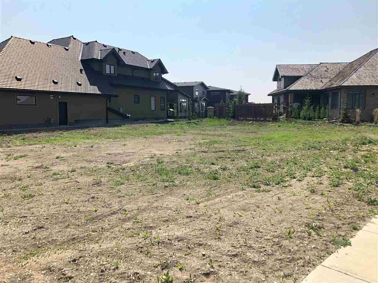 Main Photo: 2804 WHEATON Drive in Edmonton: Zone 56 Vacant Lot for sale : MLS®# E4230784