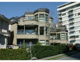 """Photo 1: 211 1106 PACIFIC Street in Vancouver: West End VW Condo for sale in """"WESTGATE LANDING"""" (Vancouver West)  : MLS®# V755168"""