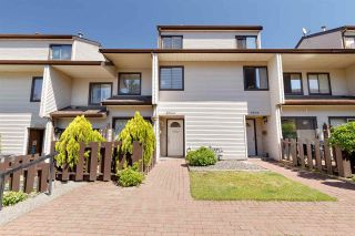 """Photo 1: 22164 122 Avenue in Maple Ridge: West Central Townhouse for sale in """"Golden Ears Place"""" : MLS®# R2588444"""