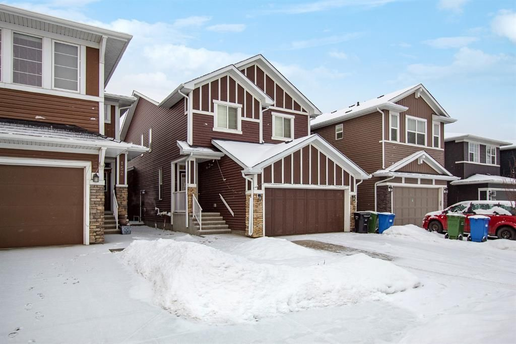 Main Photo: 156 Redstone Heights NE in Calgary: Redstone Detached for sale : MLS®# A1066534