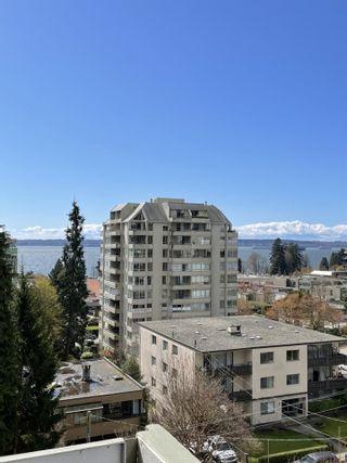 "Photo 17: 604 1425 ESQUIMALT Avenue in West Vancouver: Ambleside Condo for sale in ""Oceanbrook"" : MLS®# R2600784"