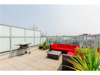 "Photo 14: 806 168 POWELL Street in Vancouver: Downtown VE Condo for sale in ""SMART"" (Vancouver East)  : MLS®# V1133294"