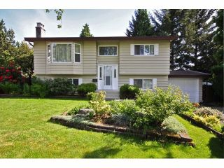 Photo 1: 8841 ROSLIN PL in Surrey: Bear Creek Green Timbers House for sale : MLS®# F1311750