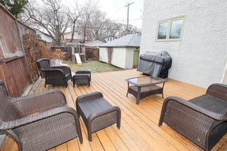Photo 29: 433 Cambridge Street in Winnipeg: River Heights Residential for sale (1C)  : MLS®# 202109389