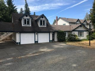 Photo 1: 2500 MISSION ROAD in COURTENAY: CV Courtenay East House for sale (Comox Valley)  : MLS®# 795656