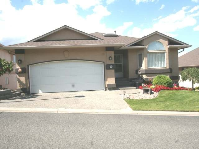Main Photo: 10 1575 SPRINGHILL DRIVE in : Sahali House for sale (Kamloops)  : MLS®# 136433