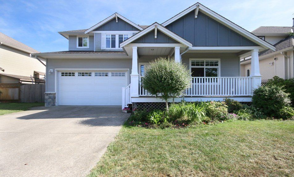 "Main Photo: 27802 PULLMAN Avenue in Abbotsford: Aberdeen House for sale in ""West Abbotsford Station"" : MLS®# F1444433"