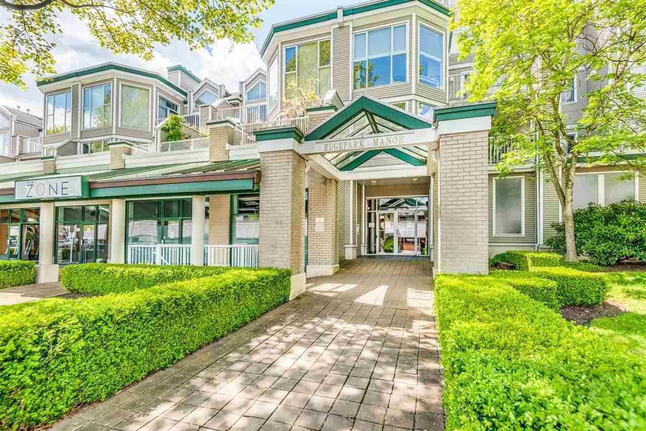 "Main Photo: 312 12155 191B Street in Pitt Meadows: Central Meadows Condo for sale in ""EDGEPARK MANOR"" : MLS®# R2577692"