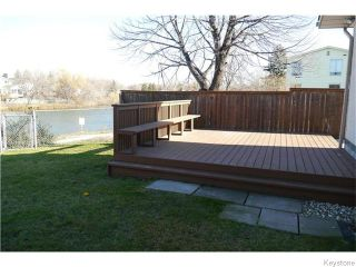 Photo 17: 63 Lakeshore Road in Winnipeg: Waverley Heights Residential for sale (1L)  : MLS®# 1629033