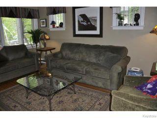 Photo 4: 34 Sunset Boulevard in WINNIPEG: St Vital Residential for sale (South East Winnipeg)  : MLS®# 1510075