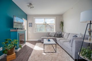 """Photo 3: 407 19936 56 Avenue in Langley: Langley City Condo for sale in """"Bearing Pointe"""" : MLS®# R2616051"""