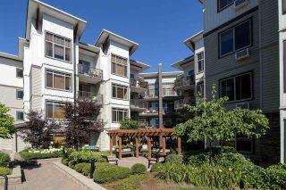 "Photo 1: 418 11887 BURNETT Street in Maple Ridge: East Central Condo for sale in ""Wellington Station"" : MLS®# R2193289"