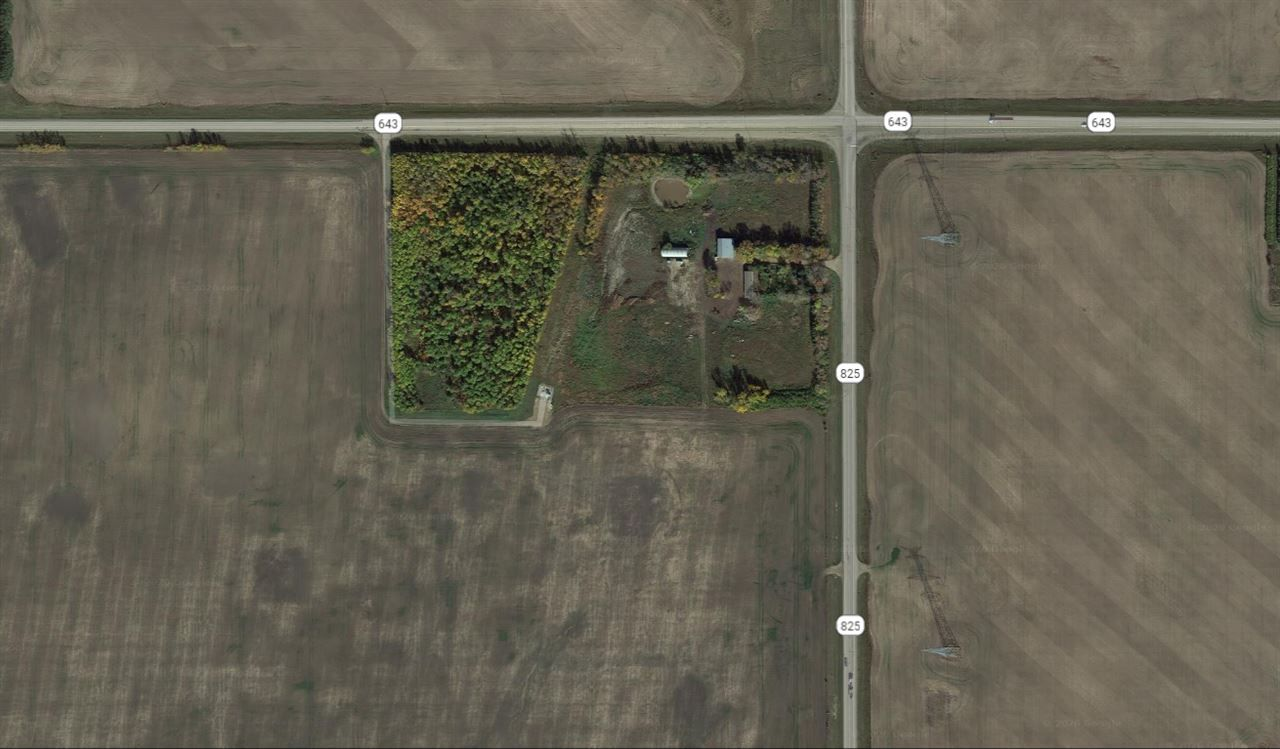 Main Photo: 56130- SH 825: Rural Sturgeon County Land Commercial for sale : MLS®# E4266074