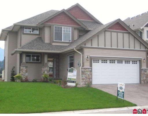 "Main Photo: 45884 FOXGLOVE Avenue in Sardis: Sardis East Vedder Rd House for sale in ""HIGGINSON GARDENS"" : MLS®# H2701875"