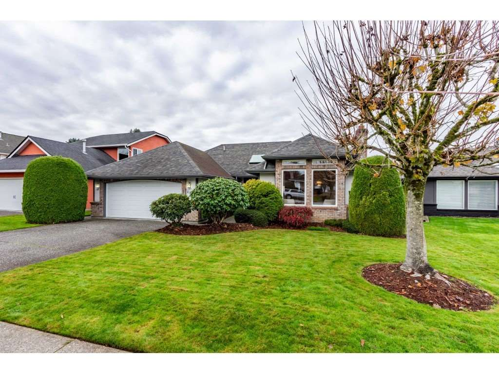 "Main Photo: 4873 209 Street in Langley: Langley City House for sale in ""Newlands"" : MLS®# R2516600"
