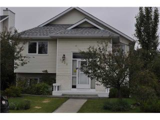 Photo 1: 1235 ERIN Drive SE: Airdrie Residential Detached Single Family for sale : MLS®# C3580780