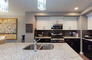 Photo 4: 17518 13 Avenue in Edmonton: Zone 56 House Half Duplex for sale : MLS®# E4227830