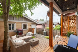 Photo 31: 1646 E 12TH Avenue in Vancouver: Grandview Woodland 1/2 Duplex for sale (Vancouver East)  : MLS®# R2611385