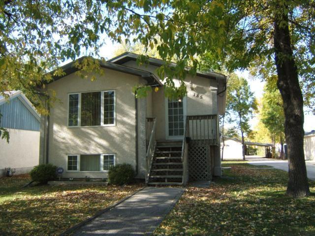 Main Photo: 185 Worthington Avenue in WINNIPEG: St Vital Residential for sale (South East Winnipeg)  : MLS®# 1120190
