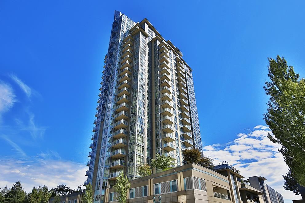 "Main Photo: 1506 3008 GLEN Drive in Coquitlam: North Coquitlam Condo for sale in ""M2"" : MLS®# R2193359"