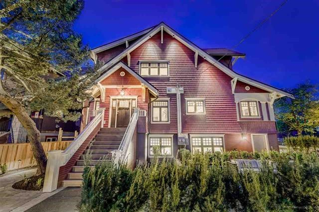 Main Photo: 3303 W 7TH Avenue in Vancouver: Kitsilano 1/2 Duplex for sale (Vancouver West)  : MLS®# R2175608