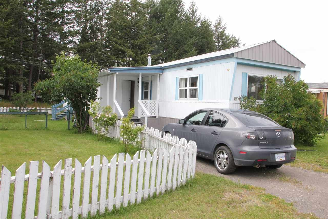 Main Photo: 49 375 HORSE LAKE ROAD in 100 Mile House: 100 Mile House - Town Residential Detached for sale (100 Mile House (Zone 10))  : MLS®# R2393998