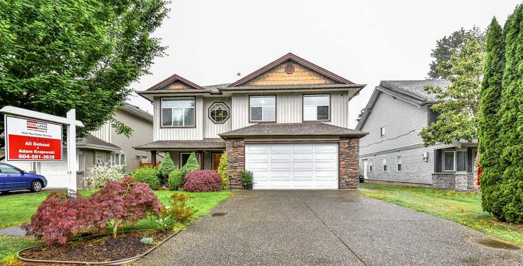 Main Photo: 12193 201 Street in Maple Ridge: Northwest Maple Ridge House for sale : MLS®# R2072320