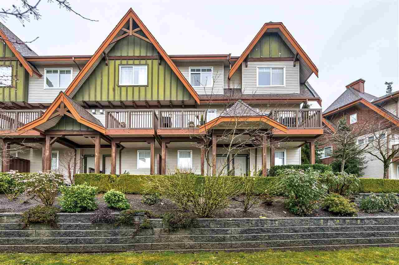 "Main Photo: 5 2000 PANORAMA Drive in Port Moody: Heritage Woods PM Townhouse for sale in ""MOUNTAINS EDGE"" : MLS®# R2540812"