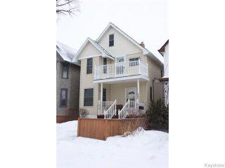 Photo 2: 288 Traverse Avenue in WINNIPEG: St Boniface Residential for sale (South East Winnipeg)  : MLS®# 1602736