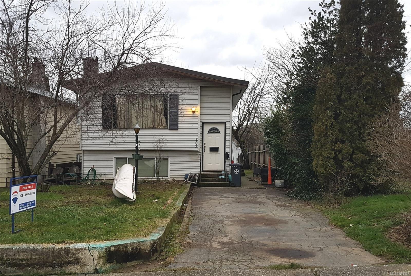 Main Photo: 3752 5th Ave in : PA Port Alberni House for sale (Port Alberni)  : MLS®# 863807