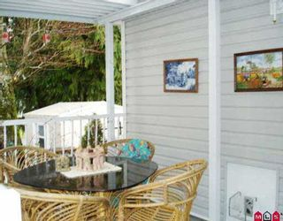 """Photo 6: 3 14600 MORRIS VALLEY RD in Mission: Lake Errock Manufactured Home for sale in """"Tapadera Estates"""" : MLS®# F2524801"""