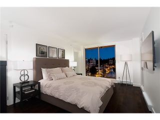 """Photo 7: 1101 1405 W 12TH Avenue in Vancouver: Fairview VW Condo for sale in """"THE WARRENTON"""" (Vancouver West)  : MLS®# V915590"""