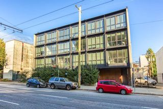 "Main Photo: 203 557 E CORDOVA Street in Vancouver: Strathcona Condo for sale in ""CORDOVAN"" (Vancouver East)  : MLS®# R2576368"