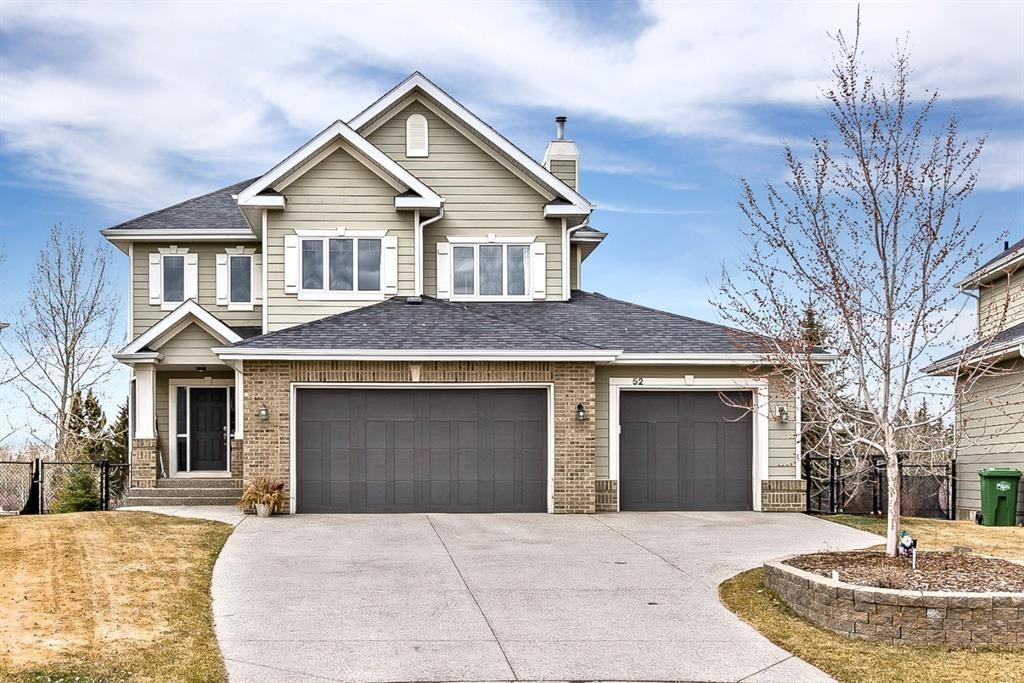 Main Photo: 52 Heritage Lake Mews: Heritage Pointe Detached for sale : MLS®# A1056186