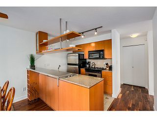 """Photo 3: 1106 1495 RICHARDS Street in Vancouver: Yaletown Condo for sale in """"AZURA II"""" (Vancouver West)  : MLS®# V1068799"""