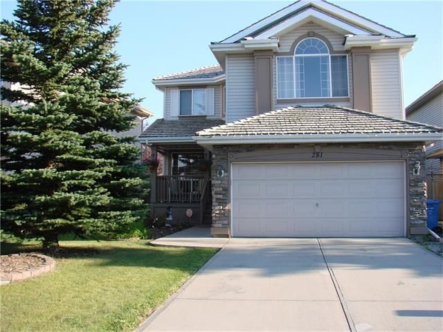 Main Photo: 281 CHAPARRAL Drive SE in Calgary: Chaparral House for sale : MLS®# C4023975